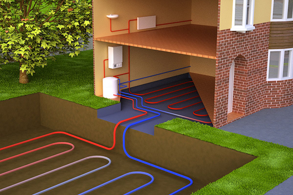 Geothermal Coils