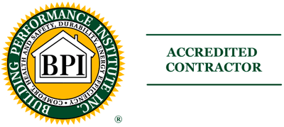 Building Performance Institute Accredited Contractor